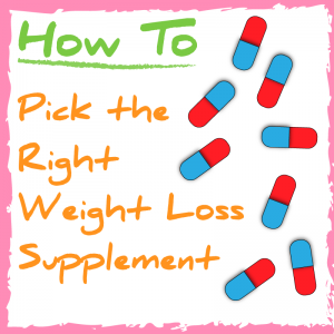Fitness supplements weight loss