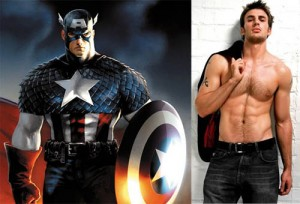 Captain America S Workout