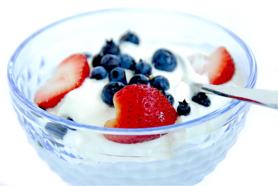 Health Benefits Of Natural Live Yogurt