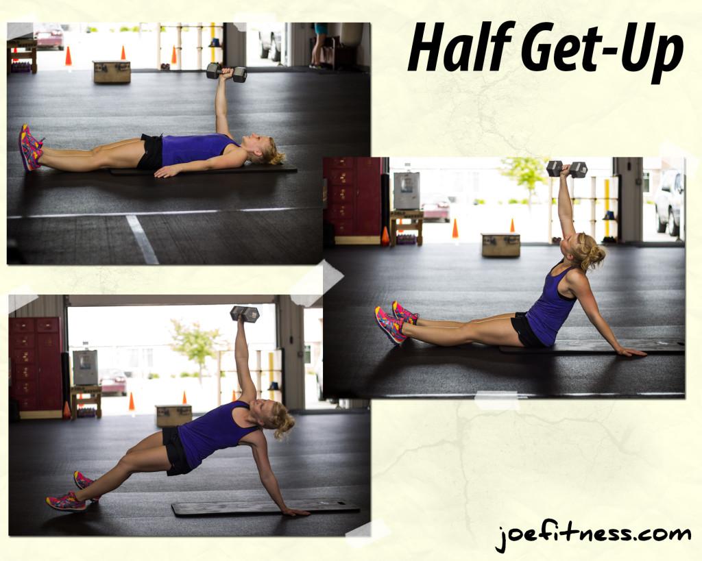Half Get-up